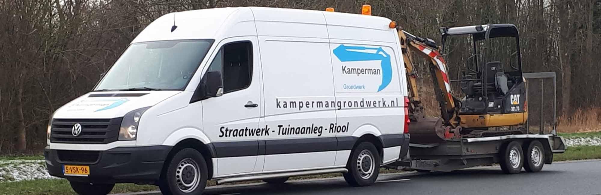 - Kamperman Grondwerk Groningen Scheemda