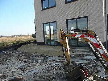 Graafwerk Blauwestad - Kamperman Grondwerk Groningen Scheemda