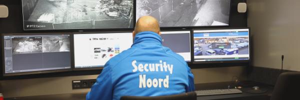 Camerawagen Security Noord